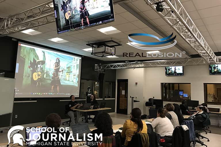 Innovative Smithsonian Research Summit Successfully Hosted by MSU School of Journalism