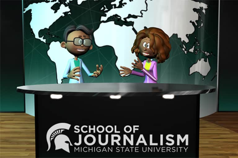 Michigan State School of Journalism Adds Reallusion Animation to Growing Strategic Partnership Group