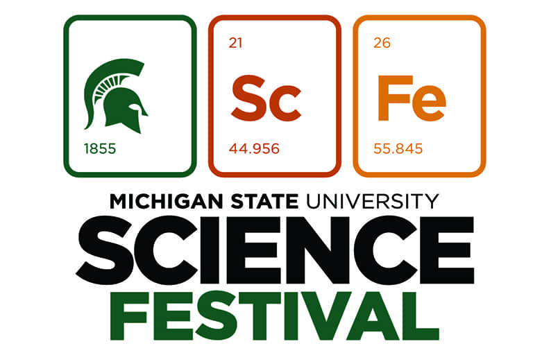 the MSU Science Festival logo