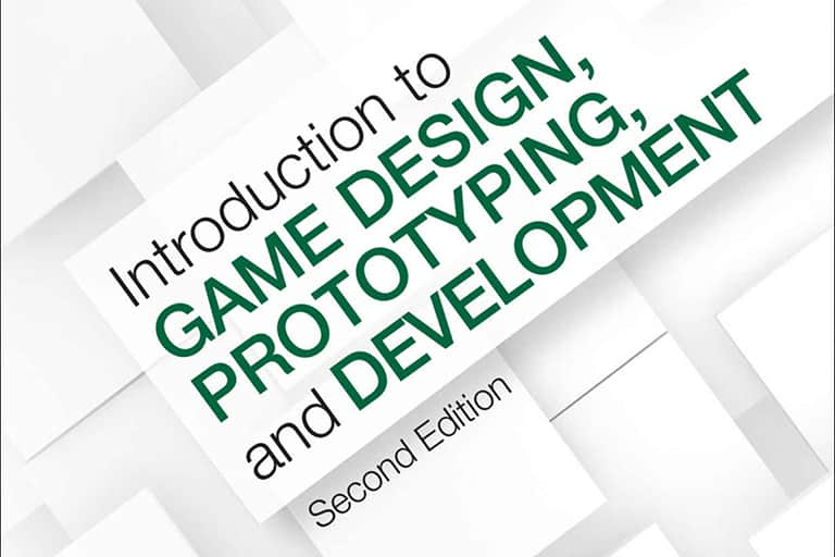 Game Designer Publishes Second Edition of Textbook