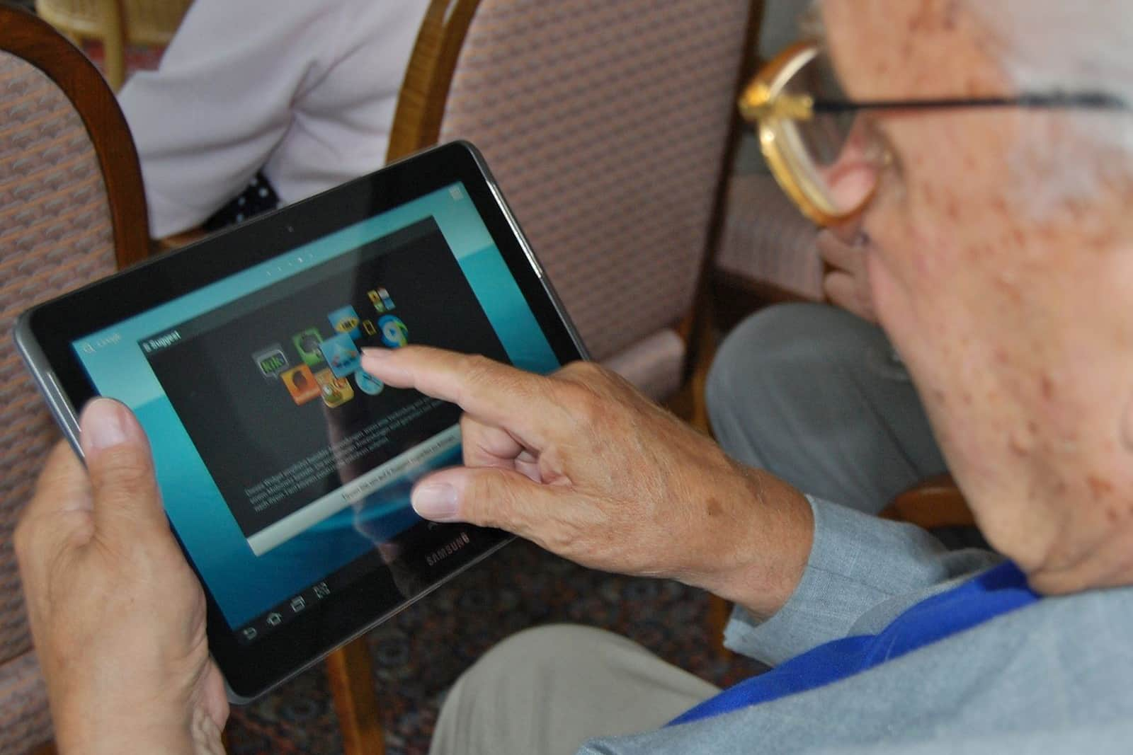 Breaking the Digital Divide: Improving the Lives of Older Adults with Technology