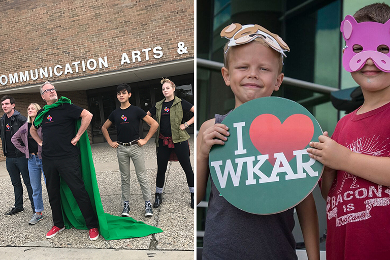 Media Sandbox and WKAR Awarded $500,000 from MSUFCU