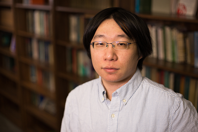 Yi Zhu, Communication Ph.D. Candidate