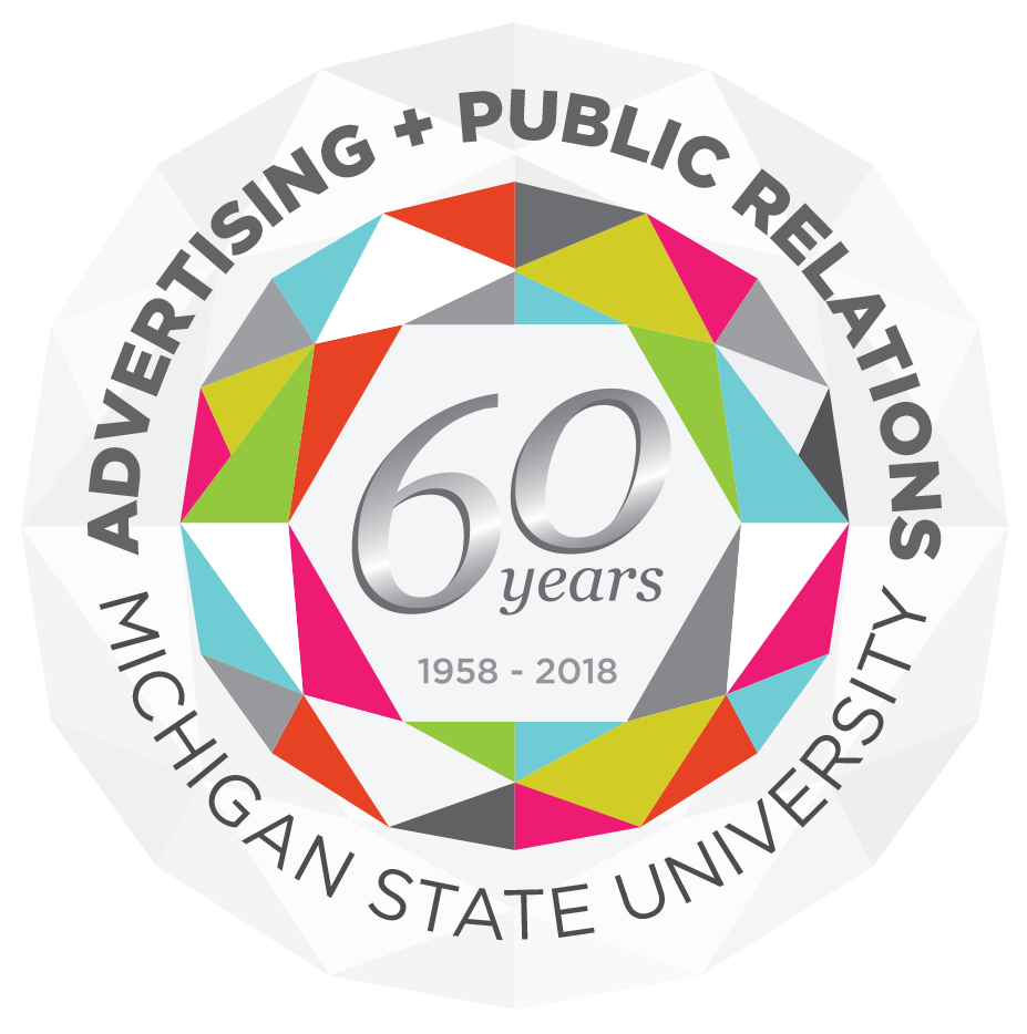 Image of Ad+PR 60th Anniversary Seal