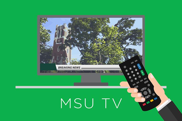 Introducing MSU TV | MSU Communication Arts & Sciences