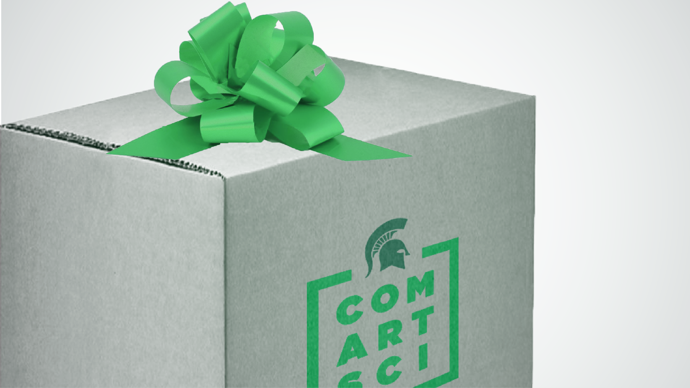 Graphic of ComArtSci Care Package