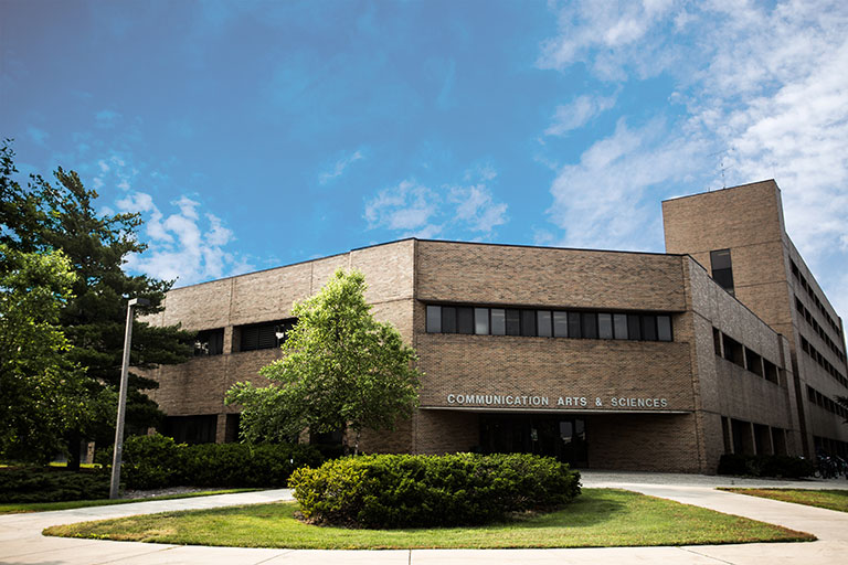 Communication Arts and Sciences Building