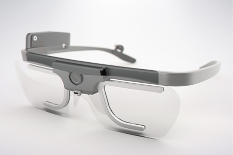 Photo of Eye-Tracking Glasses