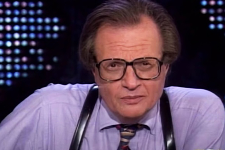 Photo of Larry King