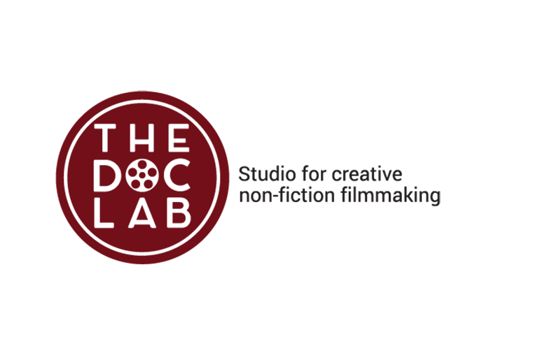 Logo for Doc Lab Studio for creative student filmmaking