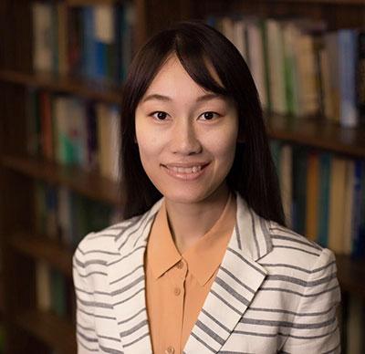 Associate Professor of Communication Jingbo Meng